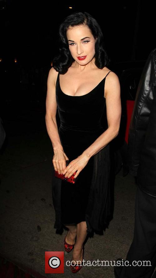Dita Von Teese, Grammy Awards
