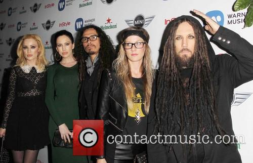 Korn, James Shaffer and Celebration 2