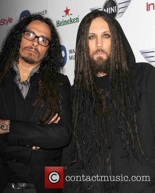 Korn, James Shaffer and Celebration