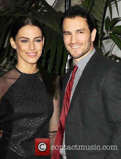 Jessica Lowndes and Jeremy Bloom 2