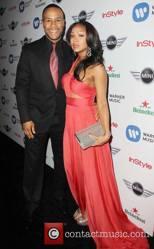 Meagan Good and Devon Franklin 8