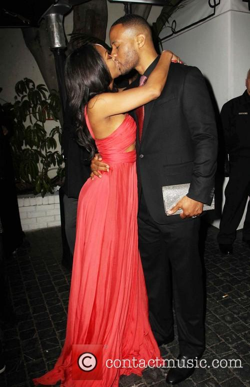 Meagan Good and Devon Franklin 9