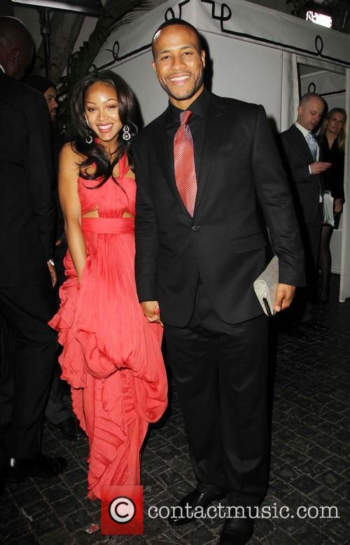 Meagan Good, Devon Franklin, Grammy Awards