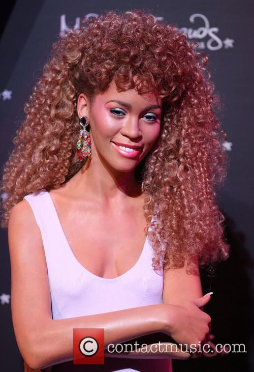 Whitney Houston and Madame Tussauds 3