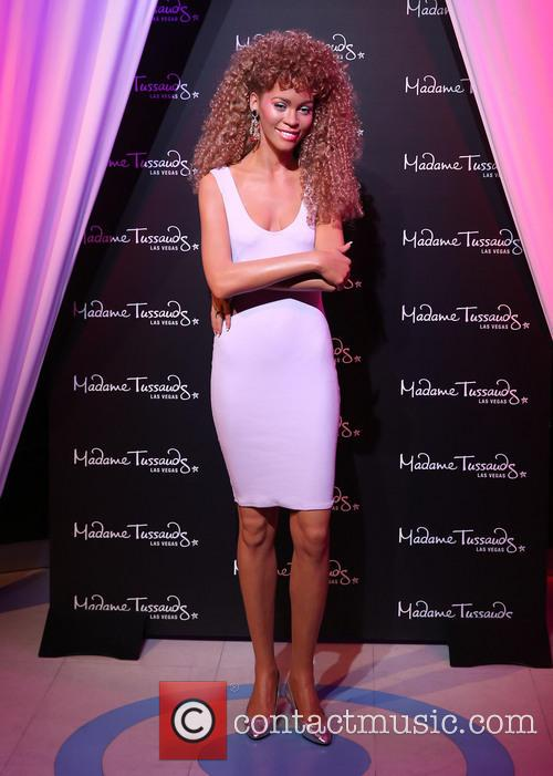 Madame Tussauds Las Vegas, Unveils Wax Figure, Whitney Houston