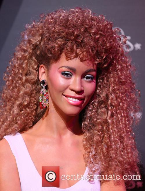 Whitney Houston, Madame Tussauds