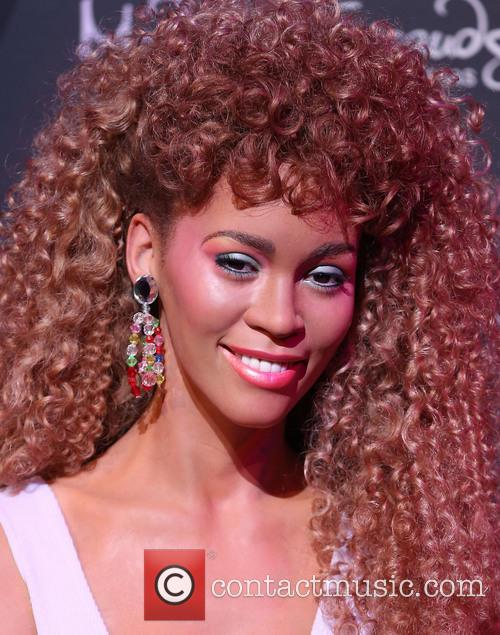 Whitney Houston and Madame Tussauds 1