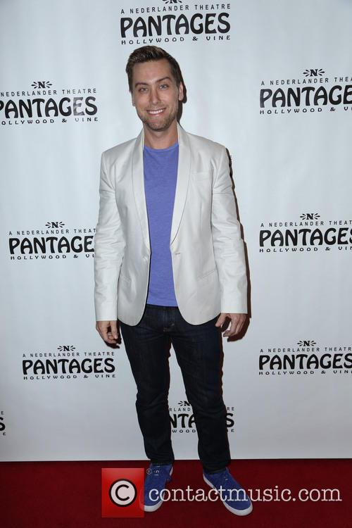 lance bass jekyll and hyde premiere 3501174