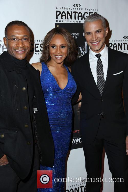 Tommy Davidson, Deborah Cox and Jay Manuel 3