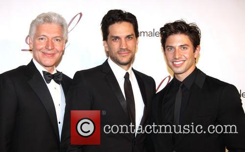 Tony Sheldon, Will Swenson and Nick Adams