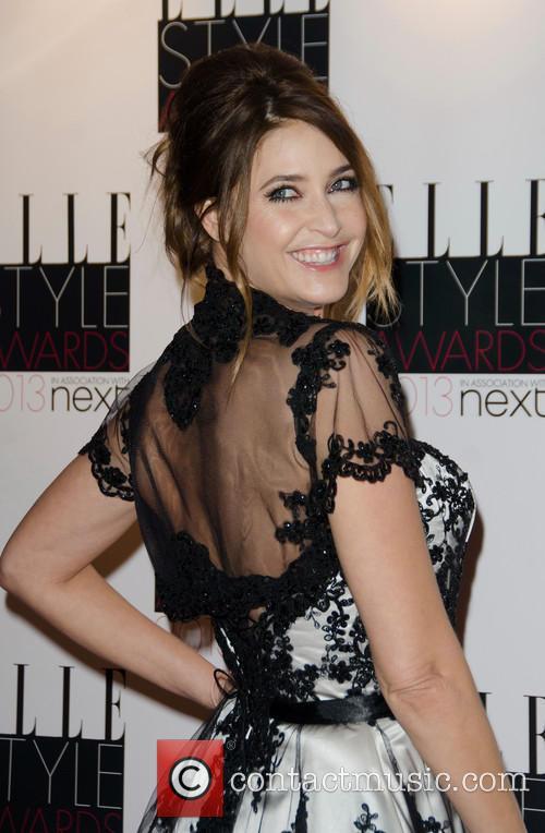 lisa snowdon the elle style awards 2013 3500062