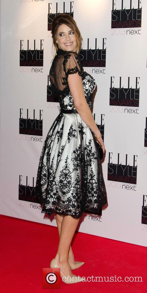 lisa snowdon the elle style awards 2013 3500082