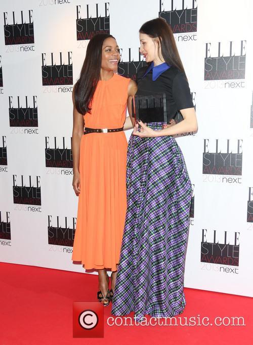 Naomie Harris and Roksanda Ilincic 2