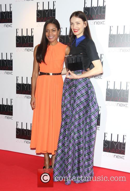 Naomie Harris and Roksanda Ilincic 1