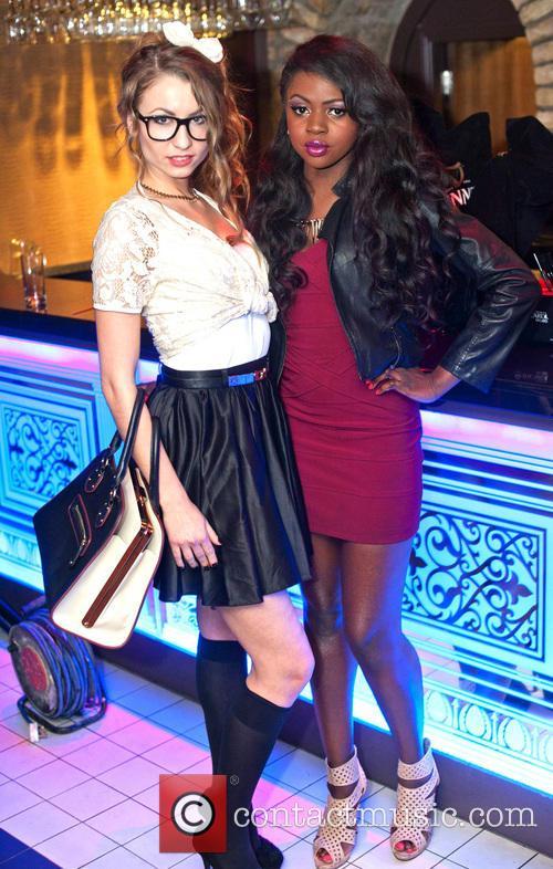 Loriana Petrova and Deborah Somorin 5