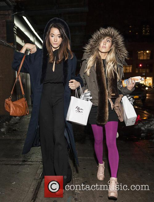 Guests, New York Fashion Week