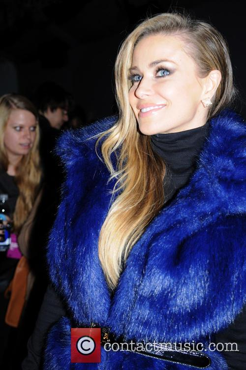 Carmen Electra, New York Fashion Week