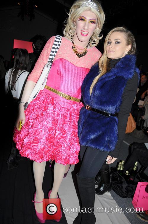 Carmen Electra, New York Fashion Week