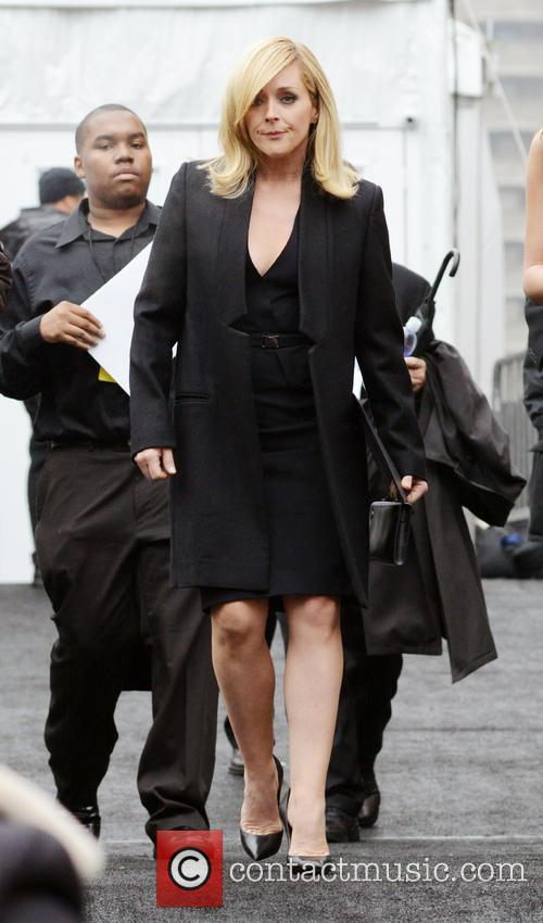 Jane Krakowski, New York Fashion Week