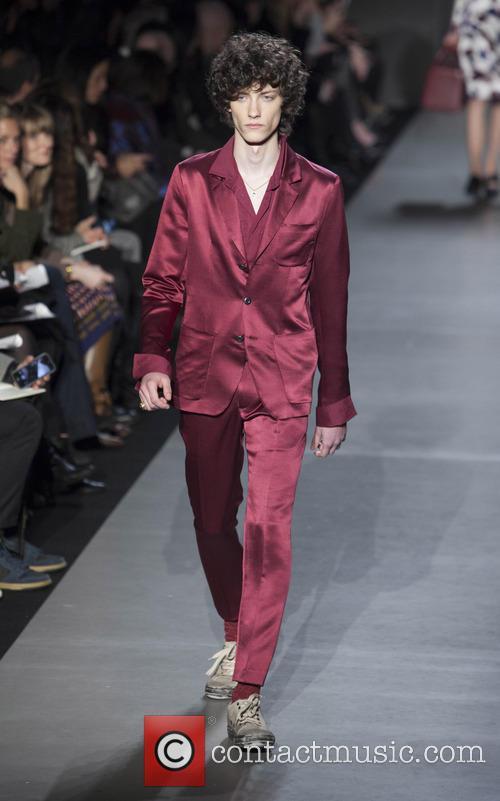Marc Jacobs, Model, New York Fashion Week