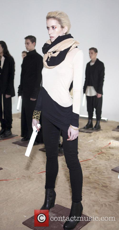New York fashion week ODD presentation