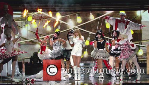 Taylor Swift Grammys Fashion