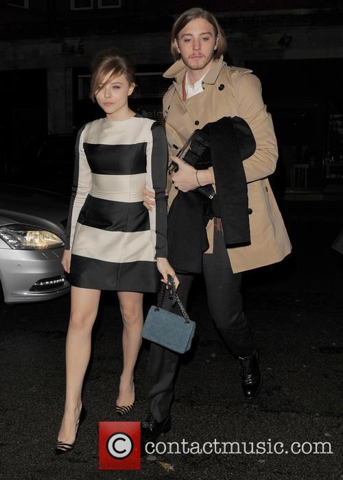 Chloe Moretz and Chloe Grace Moretz 6