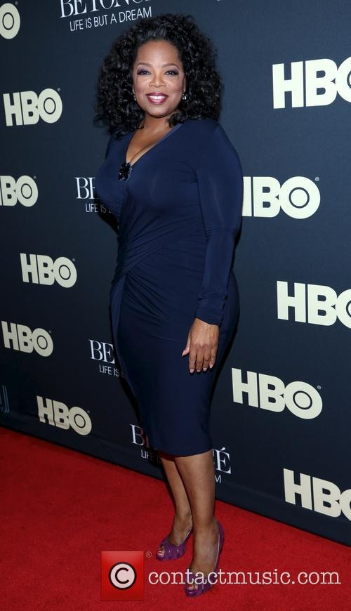 Oprah Winfrey, Beyonce: Life Is But A Dream Premiere