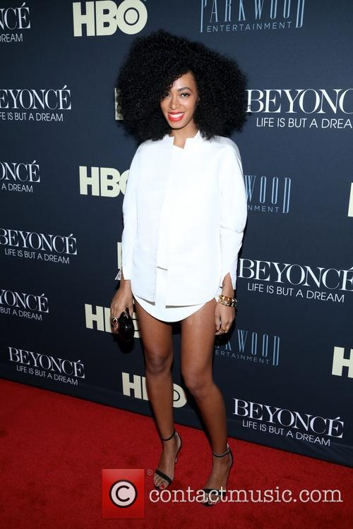 Solange Knowles, Ziegfeld Theater