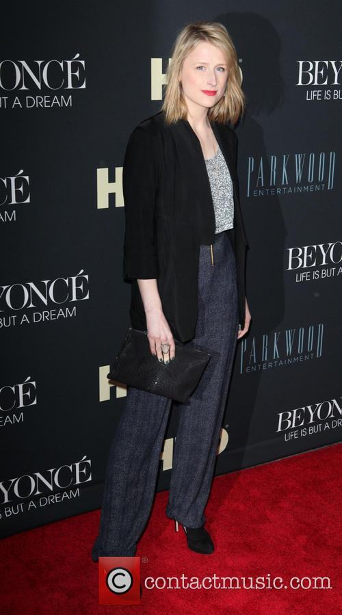 mamie gummer 'beyonce life is but a dream' 3500872