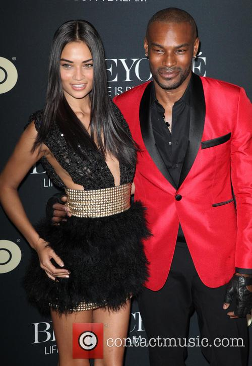 Tyson Beckford and Shanina Shaik 3