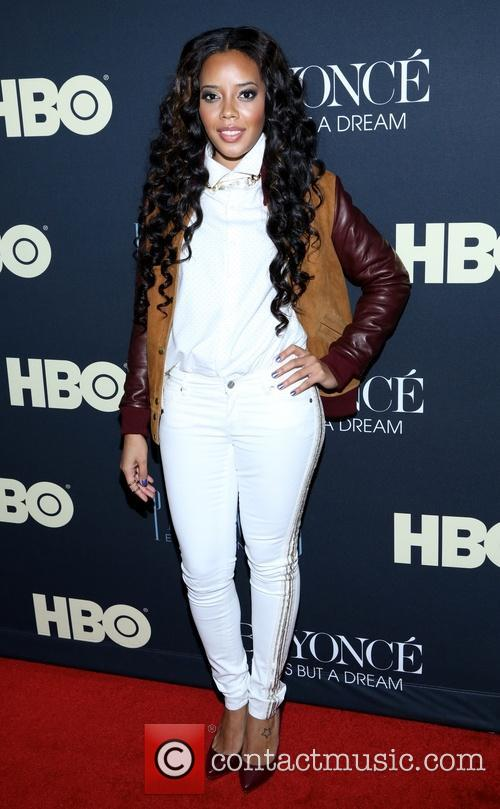 angela simmons 'beyonce life is but a dream' 3500958