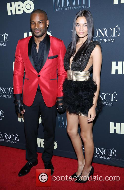 Tyson Beckford and Shanina Shaik 5