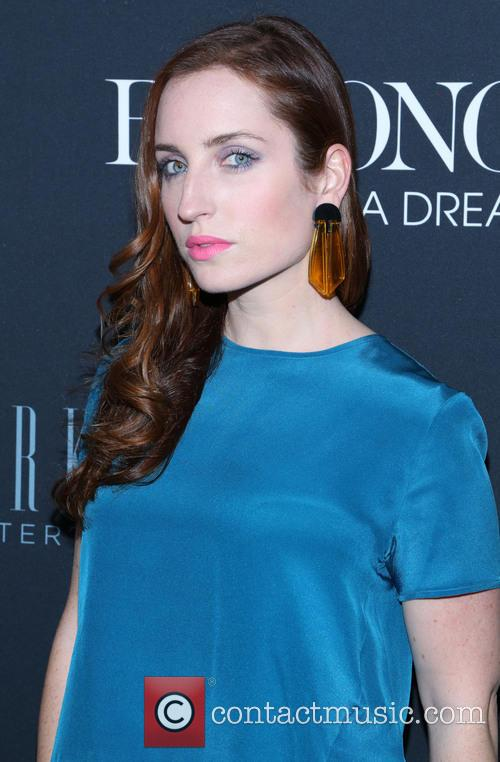 Zoe Lister-Jones, Ziegfeld Theater
