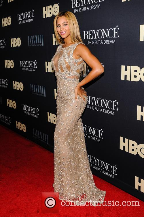 beyonce knowles 'beyonce life is but a dream' 3501073