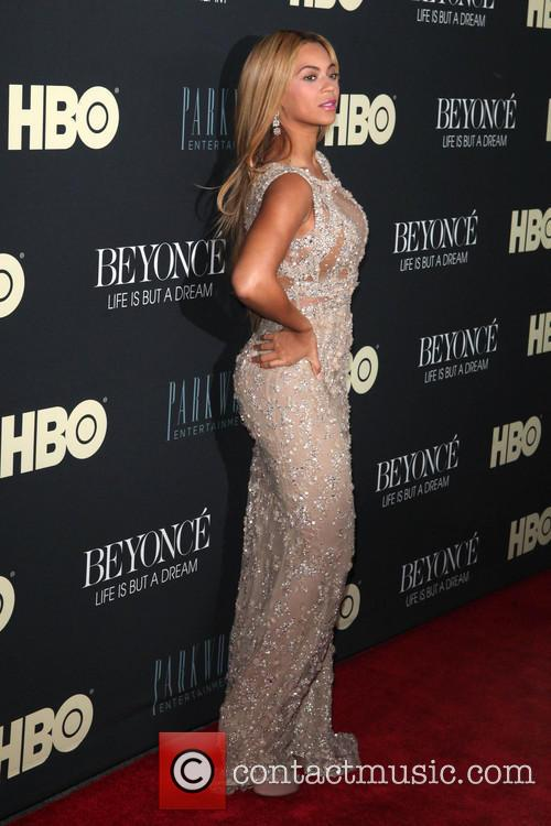 Beyonce Knowles, The Ziegfeld Theatre 54th st  NYC, Ziegfeld Theater