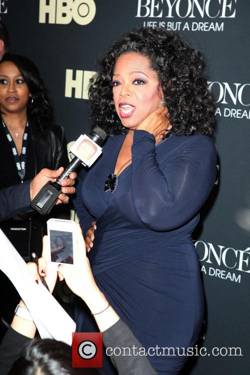 Oprah Winfrey, The Ziegfeld Theatre 54th st  NYC, Ziegfeld Theater
