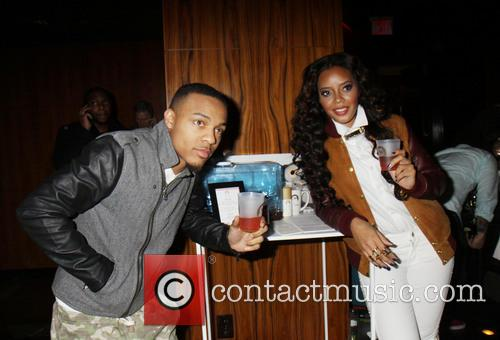 Angela Simmons and Bow Wow 3