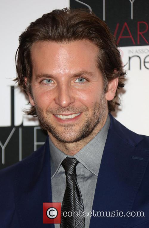 Bradley Cooper at the Elle Style Awards