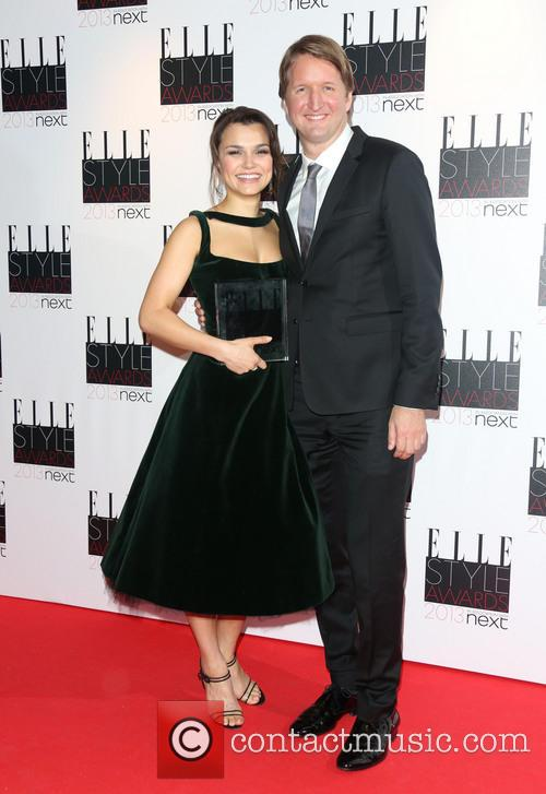 Samantha Banks and Tom Hooper 4