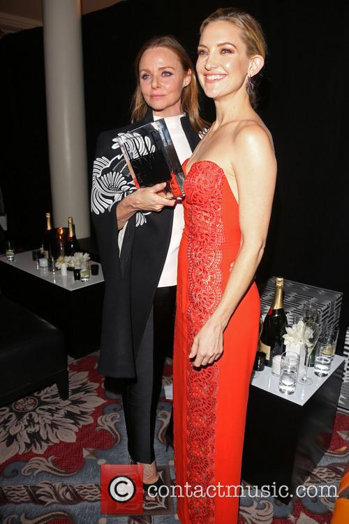 Stella Mccartney and Kate Hudson 4