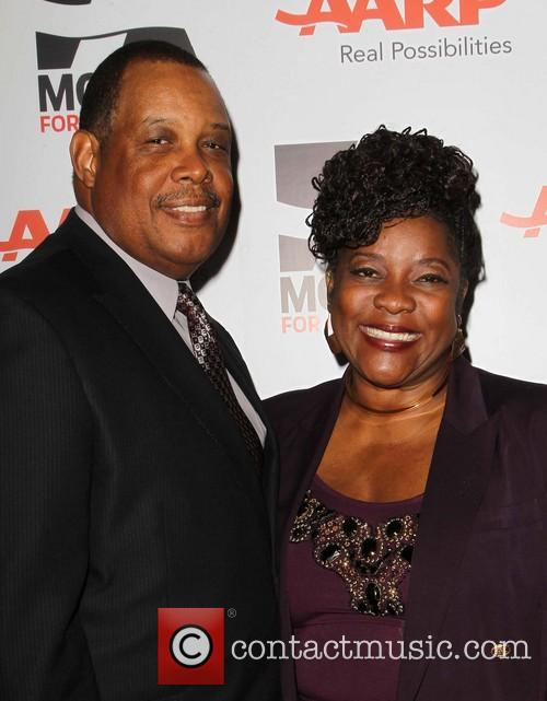 Loretta Devine and Glenn Marshall 6