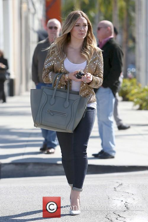 hilary duff hilary duff is seen heading 3508126