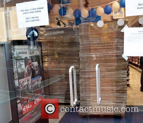 Hmv Grafton Street Store 3