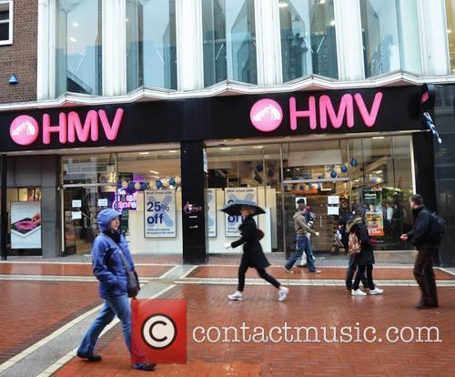 Hmv Grafton Street Store 4