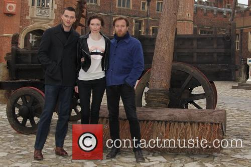Nicholas Hoult, Eleanor Tomlinson and Ewan Mcgregor 2