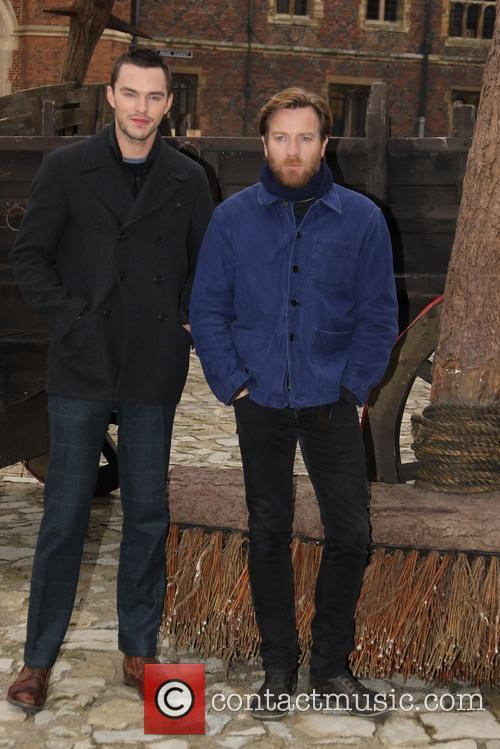 Nicholas Hoult and Ewan Mcgregor 5