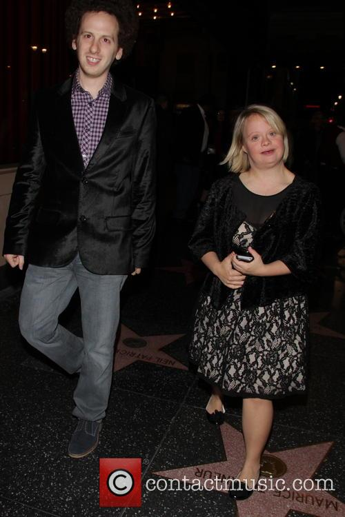 Josh Sussman and Lauren Potter 2