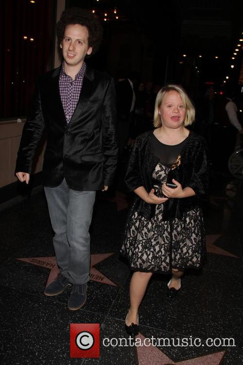 Josh Sussman and Lauren Potter 3