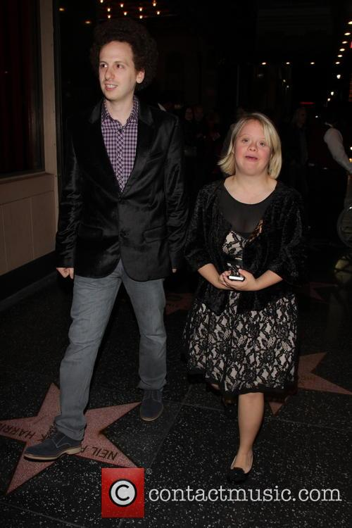 Josh Sussman and Lauren Potter 1